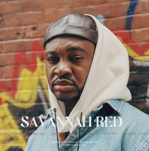 "Lékan Tella Levels Up With New Electro-R&B Single ""Savannah Red"""