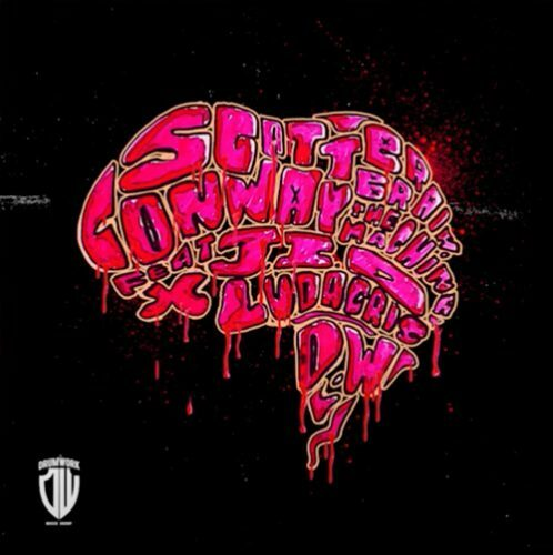 "Conway The Machine Ft. JID, Ludacris ""Scatter Brain"""