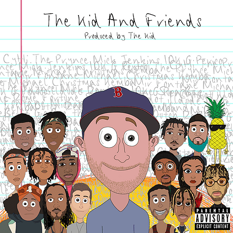 "The More, The Merrier: ""The Kid And Friends"""