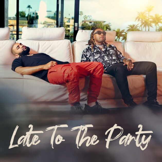 """Joyner Lucas Ft. Ty Dolla $ign """"Late To The Party"""""""
