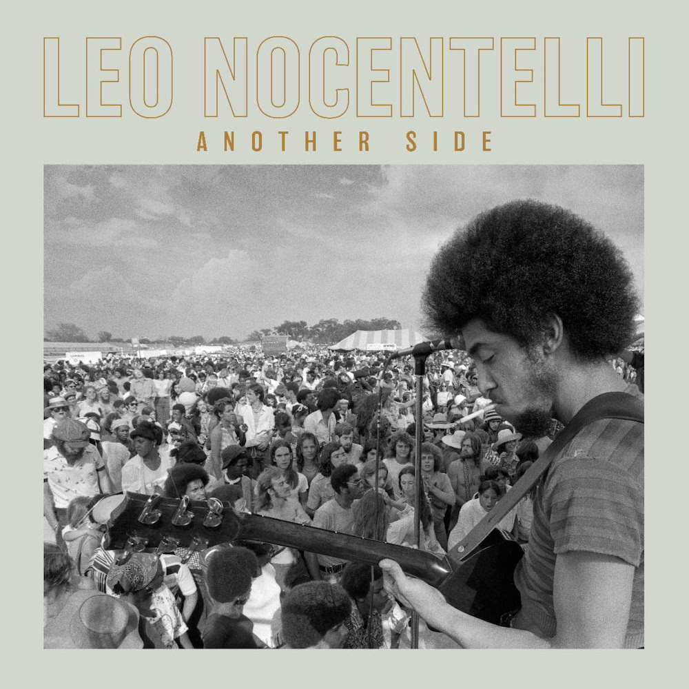 Hear Another Great Track From Meters Guitarist Leo Nocentelli's Lost '70s Folk Album