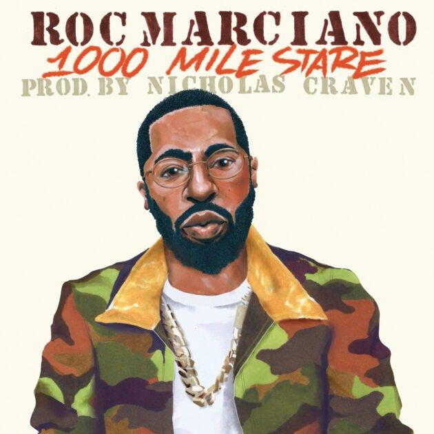 """Roc Marciano, Nicholas Craven """"1000 Mile Stare"""""""
